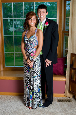 Heather high res 2009 prom photos