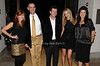 Nicole Miller, Nicholas Godley, Simon Peers, Heather Graham, Daphne Zuniga<br />  photo  by Rob Rich © 2009 robwayne1@aol.com 516-676-3939