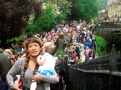 Hebden Bridge Handmade Parade :2017