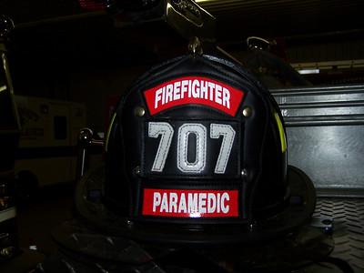 Helmets, Shields, Logo's and Hydrants