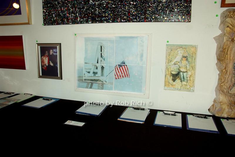auction items<br /> photo by Rob Rich © 2008 516-676-3939 robwayne1@aol.com