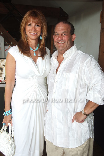 Jill Zarin, Howie Goldstein<br /> photo by Rob Rich © 2008 516-676-3939 robwayne1@aol.com