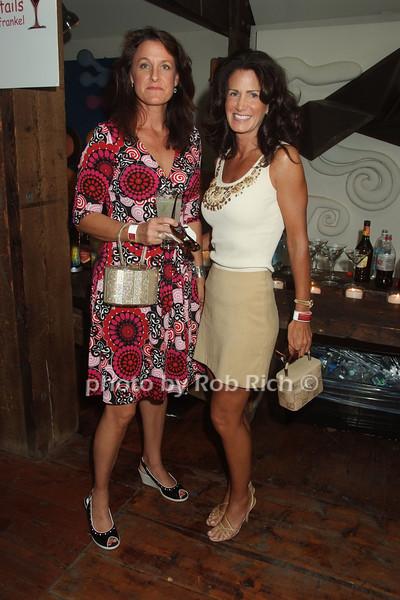 Dana Michols, LIz Bernstein<br /> photo by Rob Rich © 2008 516-676-3939 robwayne1@aol.com
