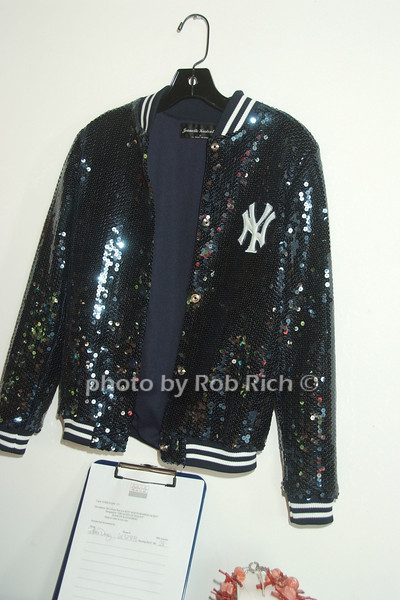 Yankee jacket by Jeanette Kastenberg<br /> photo by Rob Rich © 2008 516-676-3939 robwayne1@aol.com