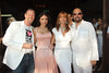 Brad Boles, Bethenny Frankel, Jill Zarin, Bobby Zarin<br /> photo by Rob Rich © 2008 516-676-3939 robwayne1@aol.com