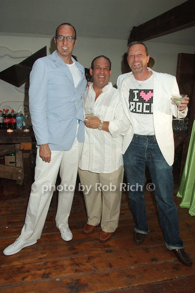 Devlin McNiff, Howie Goldstein, Brad Boles<br /> photo by Rob Rich © 2008 516-676-3939 robwayne1@aol.com