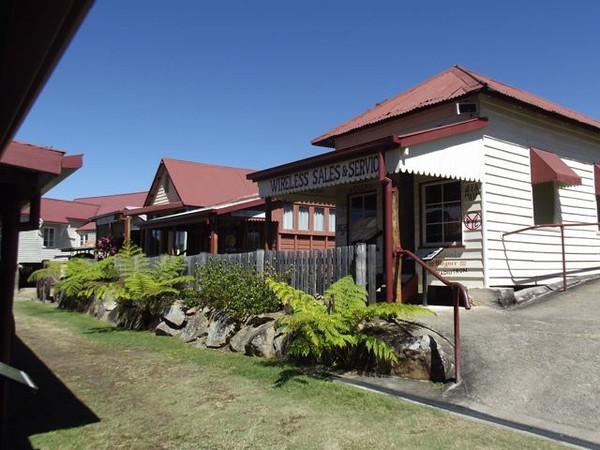 Herbertson Historical Village
