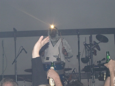 Here Come the Mummies at Diesel in Pittsburgh