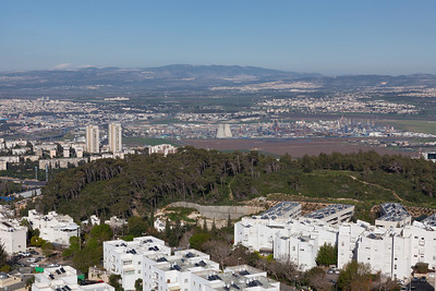 Hermon view