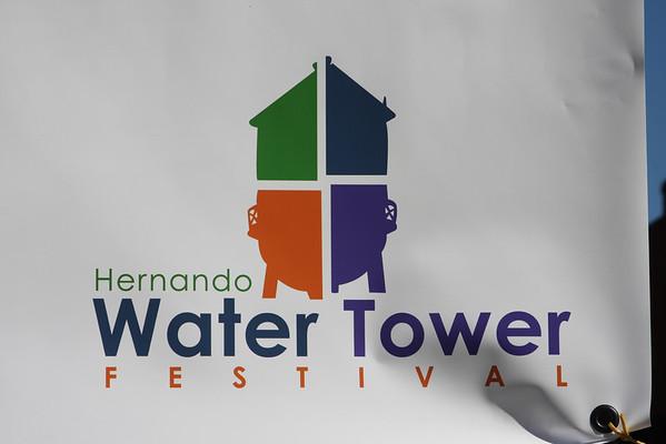 Water Tower Festival in Hernando, MS - 9-18-10