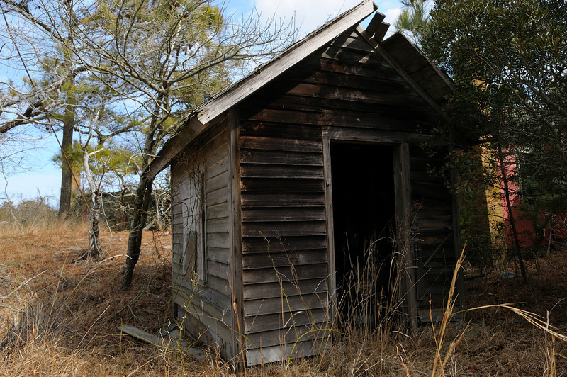 Generator shed would be a nice little house for me............