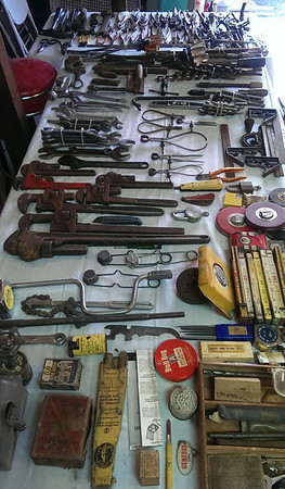 Tons of great old tools!!!