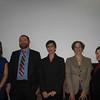 Panelists (l-r) - Maureen Festa, Matt Johnson, Eve Miller, Laurie Rotman, Paula Maloney