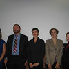 Panelists (l-r) - Maureen Festa, Matt Johnson, Eve Miller, Laurie Rotman, Paula Maloney