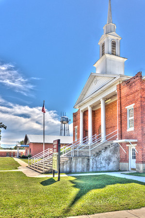 Thomaston Baptist Church, Thomaston, AL
