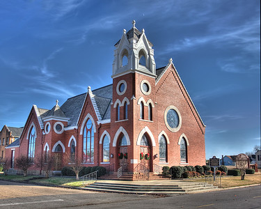 Demopolis Methodist Church