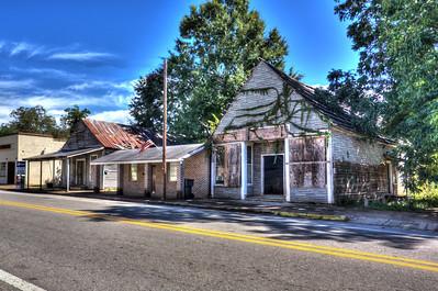 Street scene, Thomaston, AL