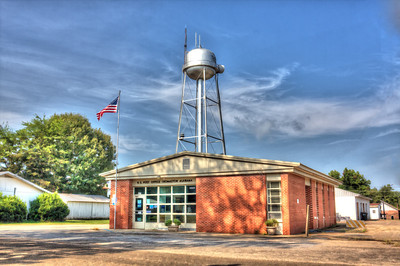 U.S. Post Office, Thomaston, Alabama