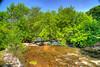 Paint Creek Falls near Rochester Municipal Park, Michigan (HDR Composite)