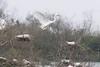 White Egret Taking Off - 2