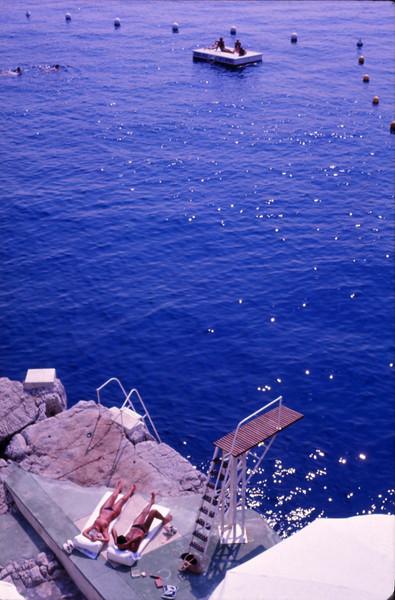 Eden Roc, Cap D'Antibes.