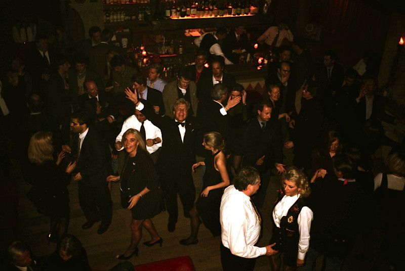 Dracula Club House, St. Moritz.