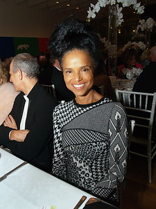 Actress Victoria Rowell