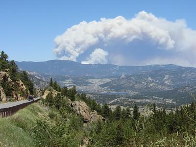 High Park Fire June 2012