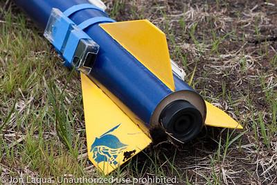 High Power Rocketry Level 1 Cert Flight