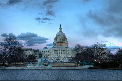 Capitol Building, Washington D.C.