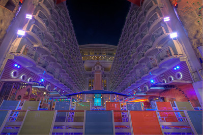 Allure of the Seas, Boardwalk