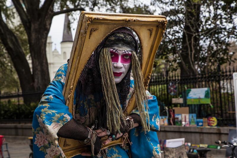 Jackson Square - New Orleans LA