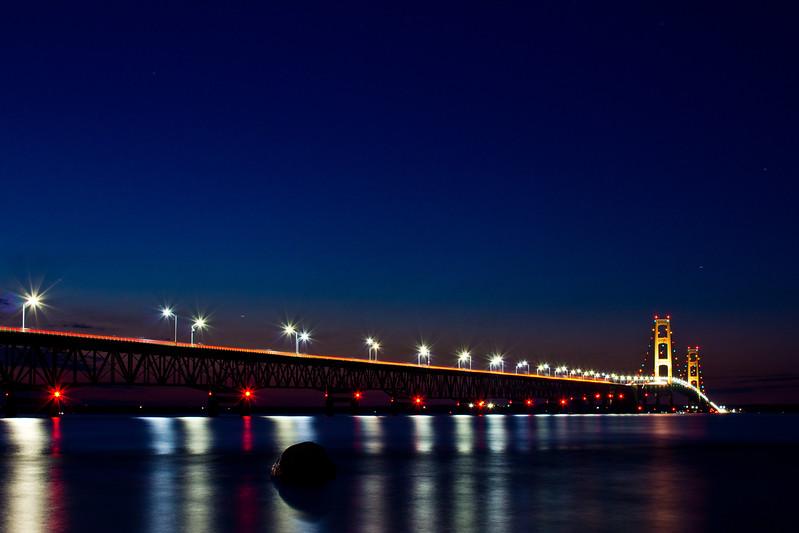 Mackinac Bridge - Mackinaw City MI