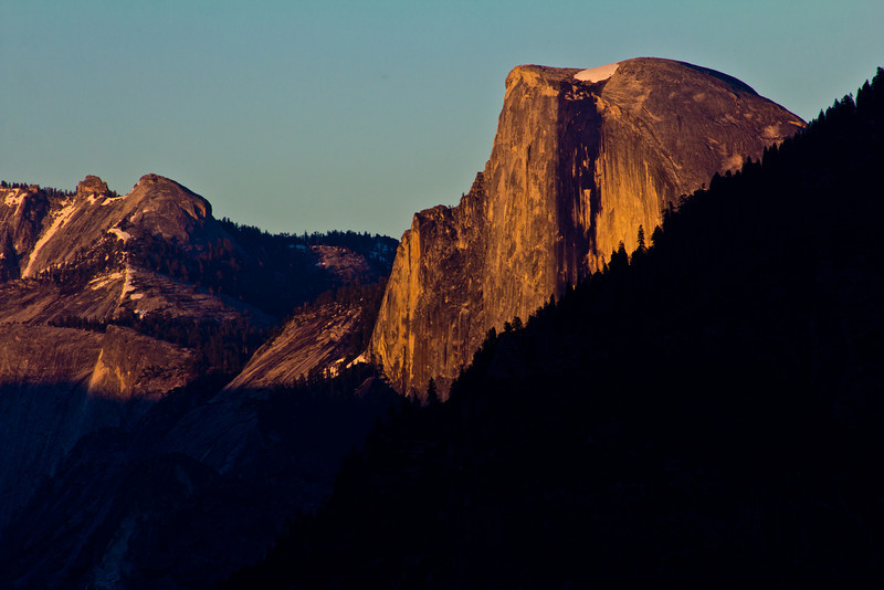 Half Dome - Yosemite National Park CA