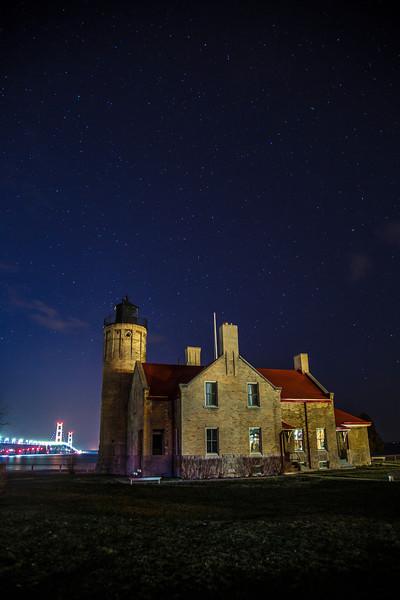 Old Mackinac Lighthouse, Mackinaw City MI