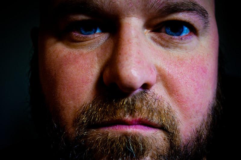 Blue Eyes - B.G.