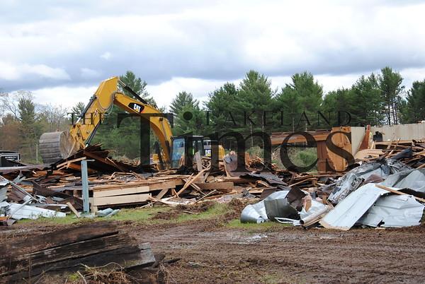 Highway 51 Demolition
