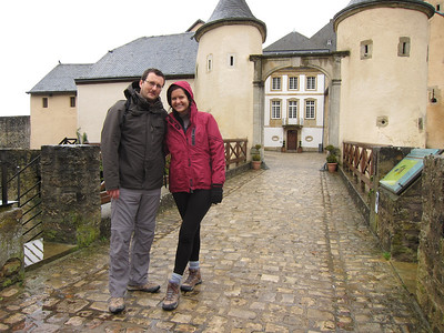 Hike in Bourglinster