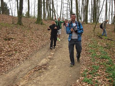 Hike in Larochette