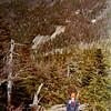Gothics hike w Jenny, apr 12, 1981, climbing Gothics DSCN2074