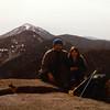 Gothics hike w Jenny, apr 12, 1981, Gothics  DSCN2077