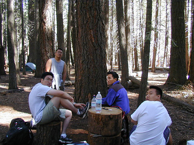 Yosemite Backpacking 04