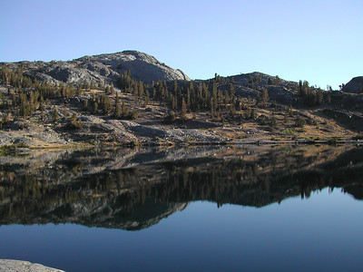 Thousand Island Lake, Sep. 2002