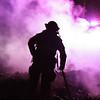 Firefighter Paul Muller