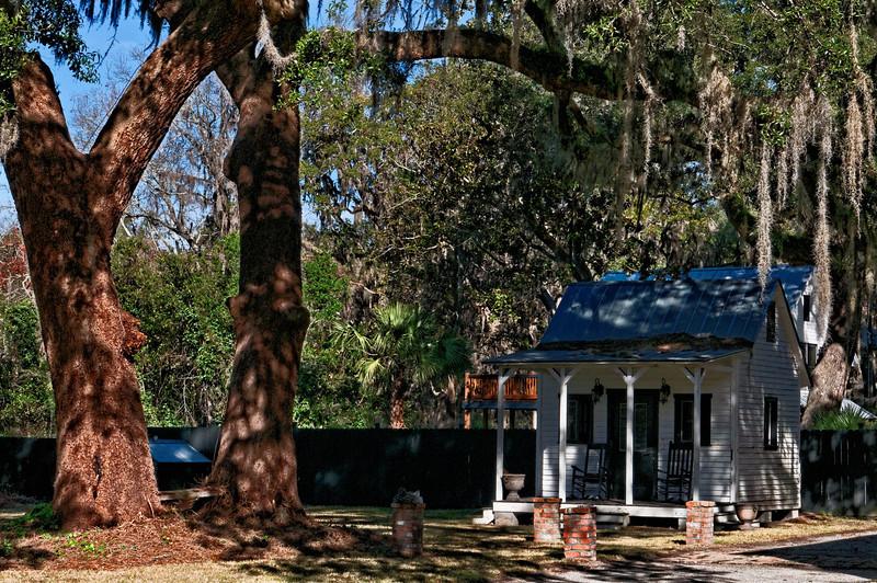 Guest House, Original Kitchen?, Seven Oaks