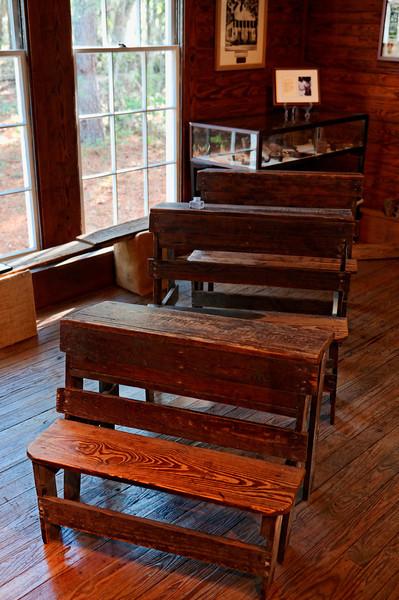 Jane Hamilton School Desks