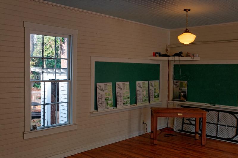 Pat Conroy's Classroom