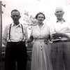 Otto, Myrtle and Walter Hintz