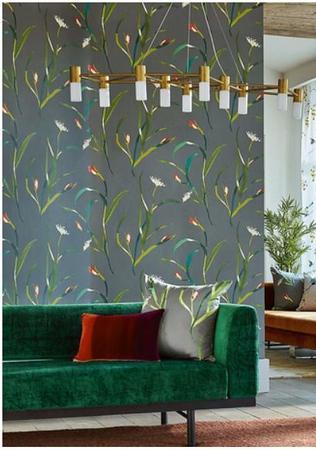 Saona wallpaper by Harlequin