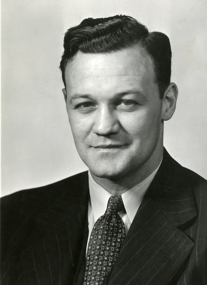 Richard C. Larkins Official Photograph, 1951